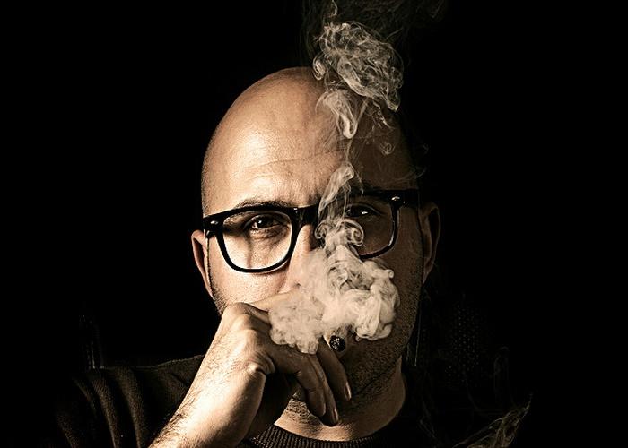 Úplně první kouření